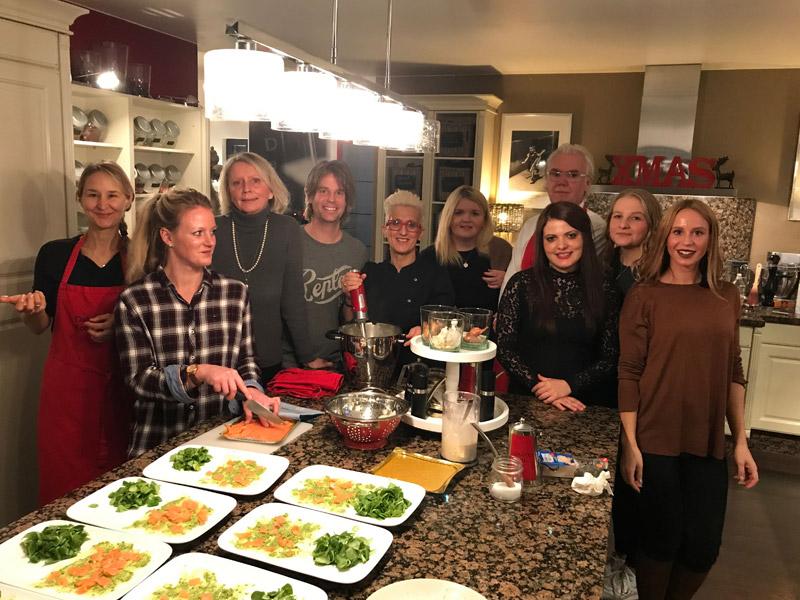 Weihnachtsfeier Mönchengladbach.Dezember 2017 Kochen Lernen Für Die Feiertage